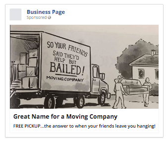 Google My Business Moving Post