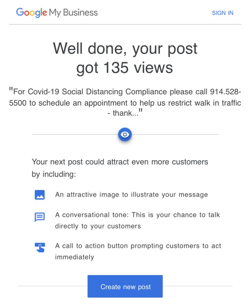 135 Post Views