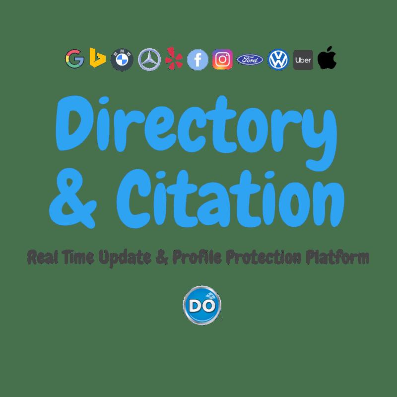 Directory and Citation Platform