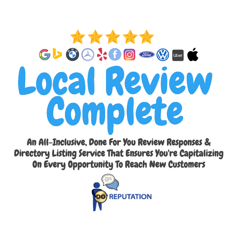 Local Review Complete