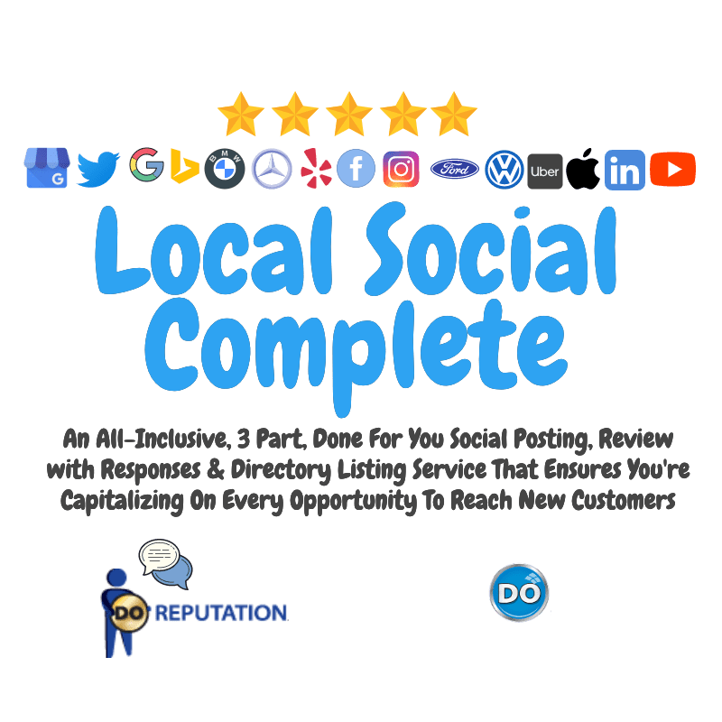 Local Social Complete