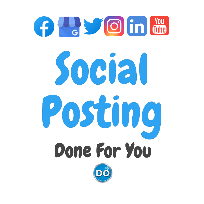 Done For You Social Posting