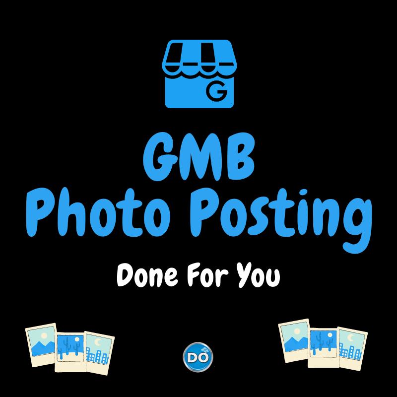 GMB Photo Posting