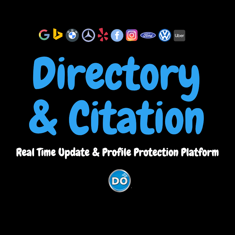 Google My Business Services Directory and Citation Platform